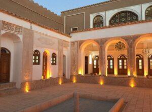 معماری خانه آقا علی