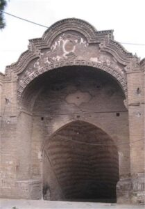 آب انبار در معماری ایران