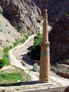 معماری منار جام افغانستان