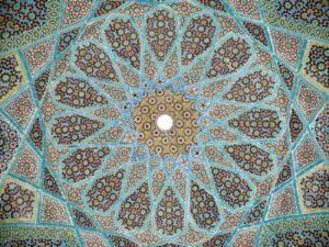 نقش هندسه در معماری ایرانی