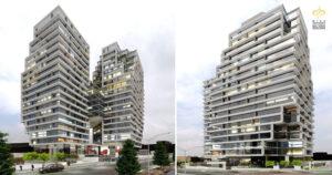 ساختمان میکا