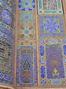 معرفی مسجد جامع هرات