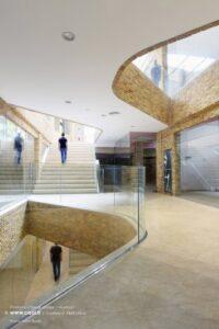 معماری بازارچه چشم و چراغ