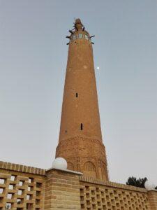مناره سلجوقی گلپایگان