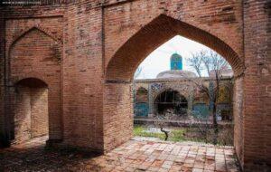 معرفی مسجد و مدرسه سردار